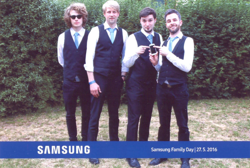PartyLeaders pro Samsung