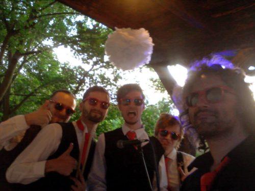PartyLeaders Černý kohout
